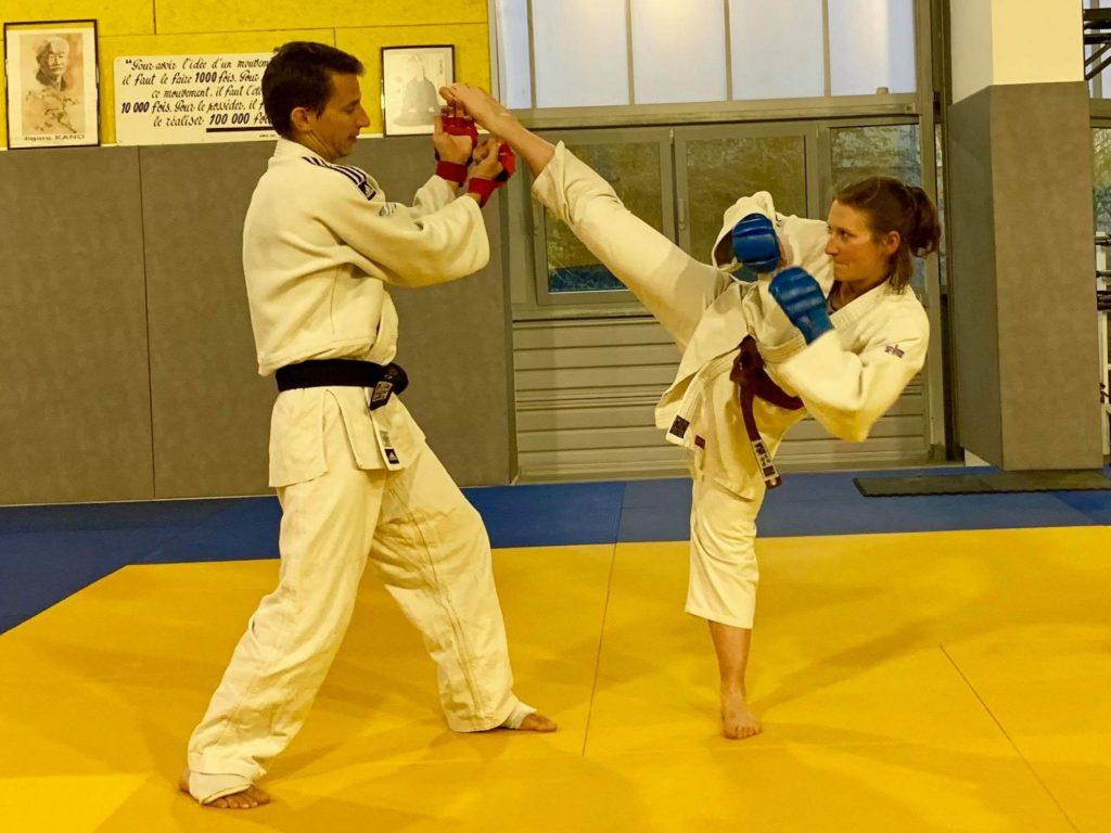 Présentation Jujitsu